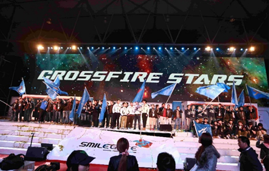 CROSSFIRE STARS 2nd China